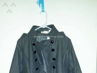 Dresslily Coat review 54131