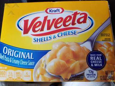 Velveeta Shells And Cheese Pasta review 187878