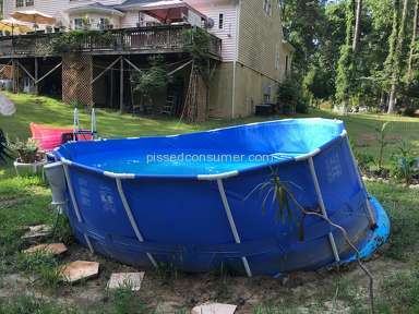 Polygroup P2001030a156 Inflatable Pool review 155316