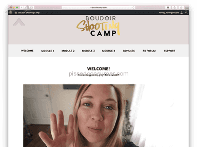 Boudie Shorts - Complete Ripoff Don't Enroll To Boudoir Shooting Camp
