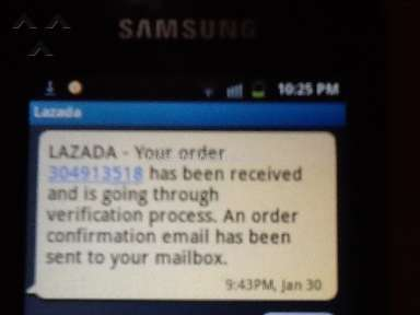 Lazada Philippines E-commerce review 60079