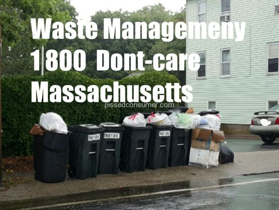 Waste Management Residential Waste Collection