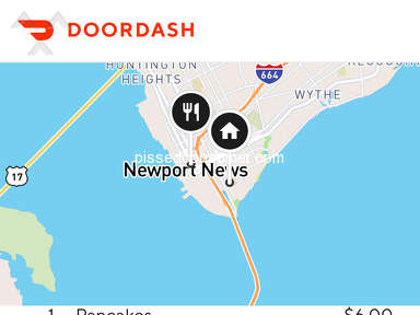 DoorDash Delivery Service review 339236