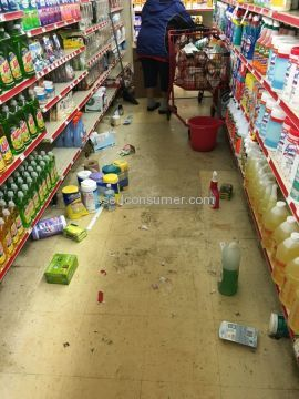 Family Dollar Sanitary Conditions