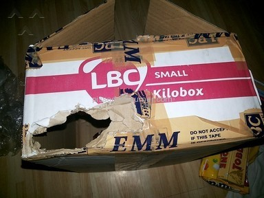 Lbc Express Shipping review 112411
