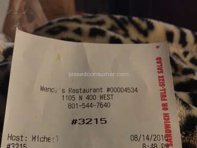 Wendys Grilled Chicken Sandwich review 154460