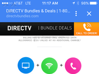 Directv Bundle Review from Meridian, Mississippi