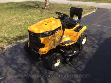 Cub Cadet - Lawn Tractor Review