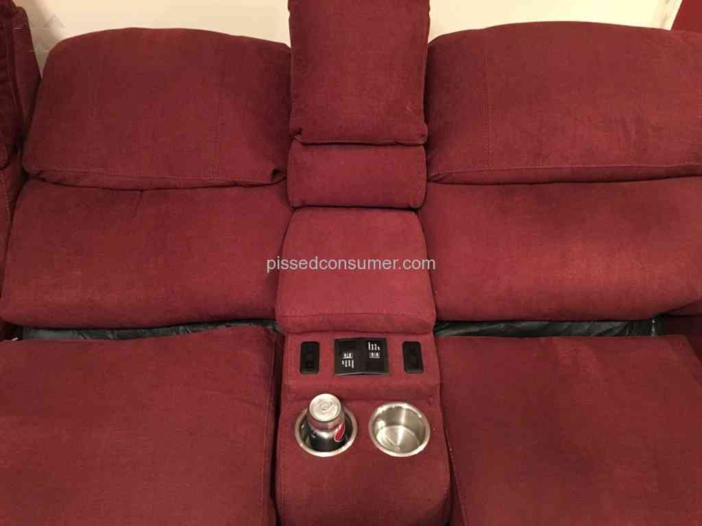 Franklin Furniture Recliner Review 108383