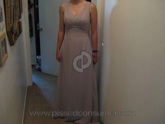 Jjshouse Sorority Dress