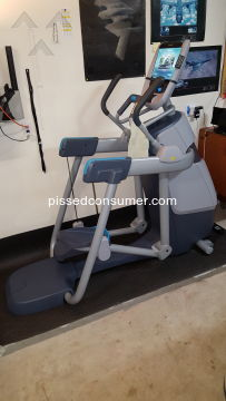 Precor 885 Elliptical