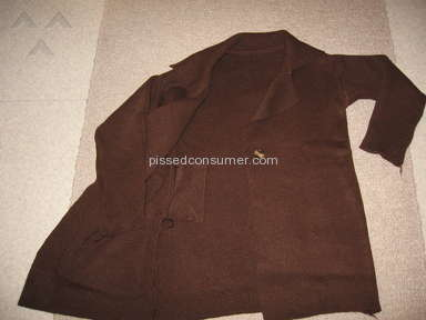Fashionmia Coat review 121903