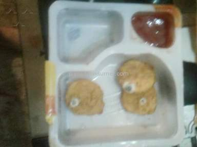Lunchables - Found mold