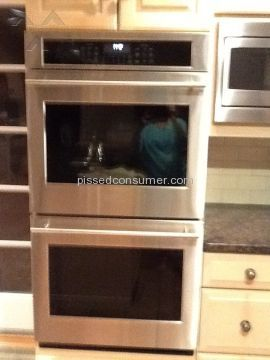 Ge Appliances Oven