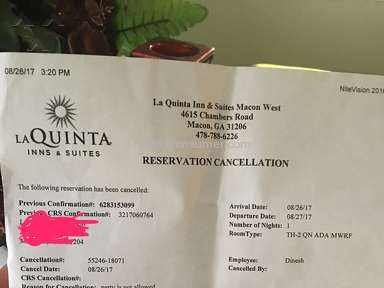 La Quinta Inn Expedia La Quinta Inn Room Booking review 227366