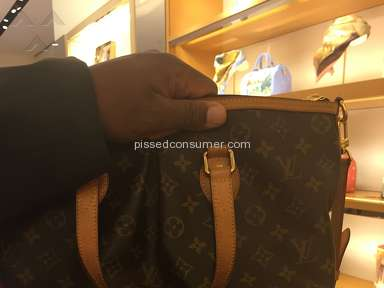 Louis Vuitton Handbag review 205914