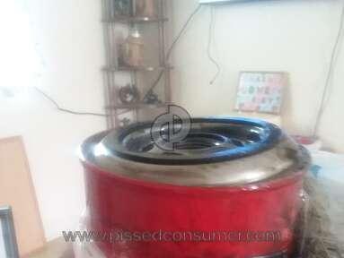 Advance Auto Parts - Oil filter blew