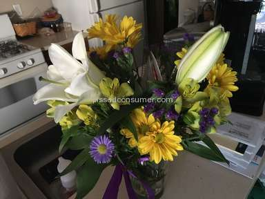 Avasflowers Delivery Service review 158988