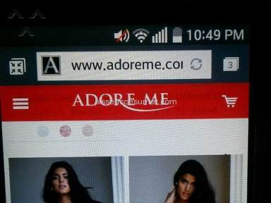 Adore Me Footwear and Clothing review 87607