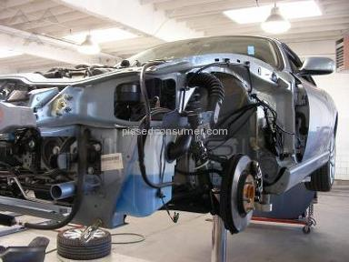 Marin Luxury Cars Service Centers and Repairs review 107