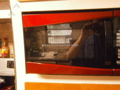 Walmart Hamilton Beach Microwave review 191010