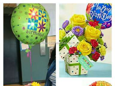 1800flowers - 1800 flowers destroyed my daughter's birthday