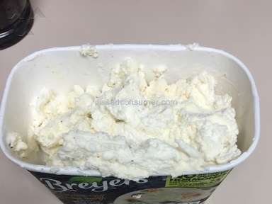 Breyers - Chocolate Chip Cookie Dough Ice Cream Review from Plant City, Florida