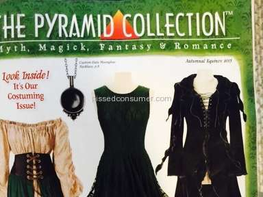 Pyramid Collection Auctions and Internet Stores review 87815