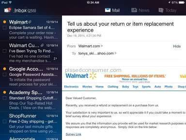 Walmart Prepaid Card review 57043