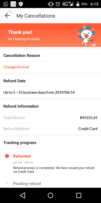 2217 Lazada Malaysia Complaints And Reports Pissed Consumer