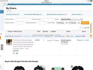 Aliexpress Auctions and Marketplaces review 66661