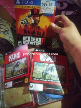 Rockstar Games Red Dead Redemption Video Game