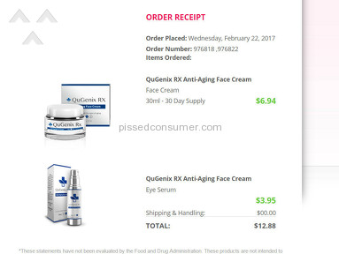 Qugenix Rx Free Trial review 193836