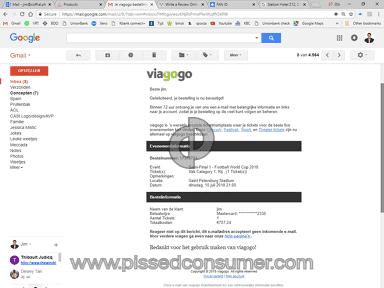 Viagogo - I need FAN ID nummer 17379784