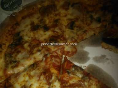 Papa Johns Pizza Pizza review 13435