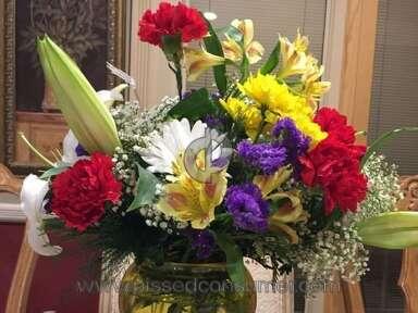 Avasflowers Arrangement review 106961