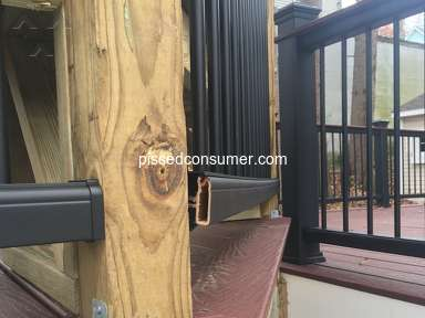 Lowes Deck Installation review 400878