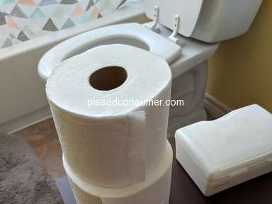 Charmin Ultra Strong Toilet Paper review 283222