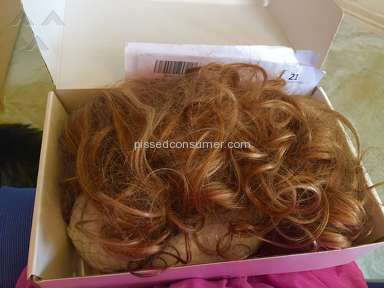 Wigsbuy - BEWARE! There is  a NO REFUND POLICY!!! Wigs are from China.