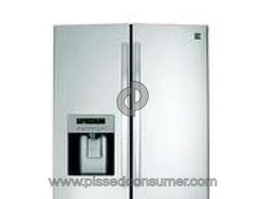 Sears Kenmore 795 72033 111 Refrigerator review 168578