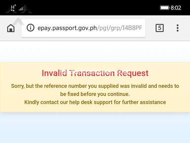Dfa Passport Appointment System - JUST WOW
