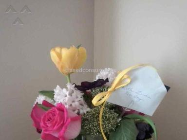 Wesley Berry Flowers Arrangement review 60087