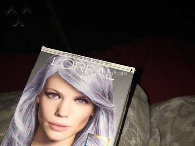 Loreal Paris Smokey Pastels Hair Dye review 129107