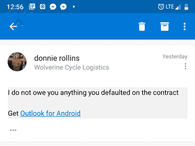Wolverine Cycle Logistics - HORRIBLE HORRIBLE HORRIBLE