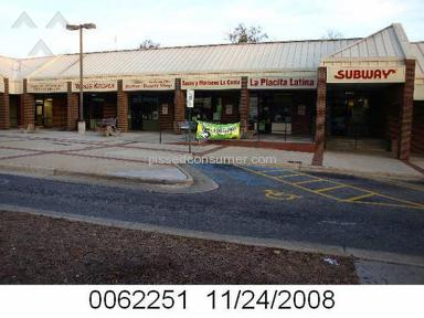 Subway - Cross Link Shopping Center Raleigh NC