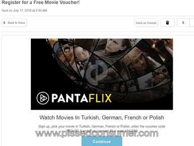 Swagbucks - Panta Flix