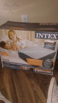 Intex Recreation Dura-beam Airbed