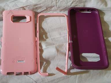 Otterbox Samsung Galaxy S8 Cell Phone Case review 257628