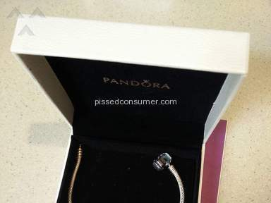 Pandora Jewelry Auroras Signature Color Charm review 136825