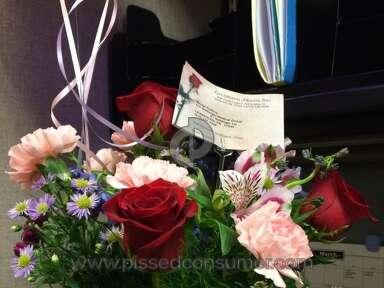 Avasflowers Arrangement review 118765